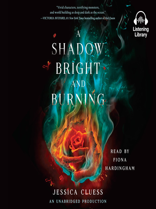 Cover of A Shadow Bright and Burning (Kingdom on Fire, Book One)