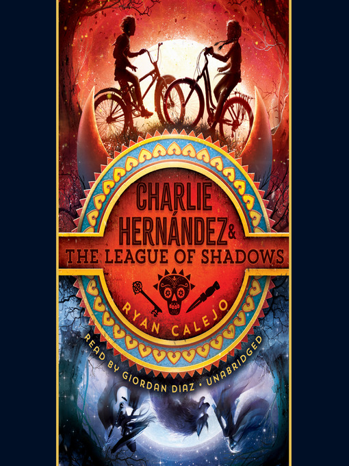 Cover of Charlie Hernández & the League of Shadows