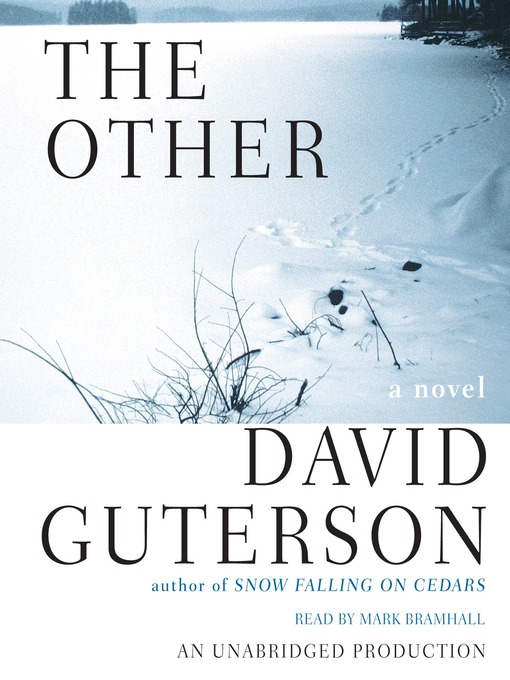 Title details for The Other by David Guterson - Available