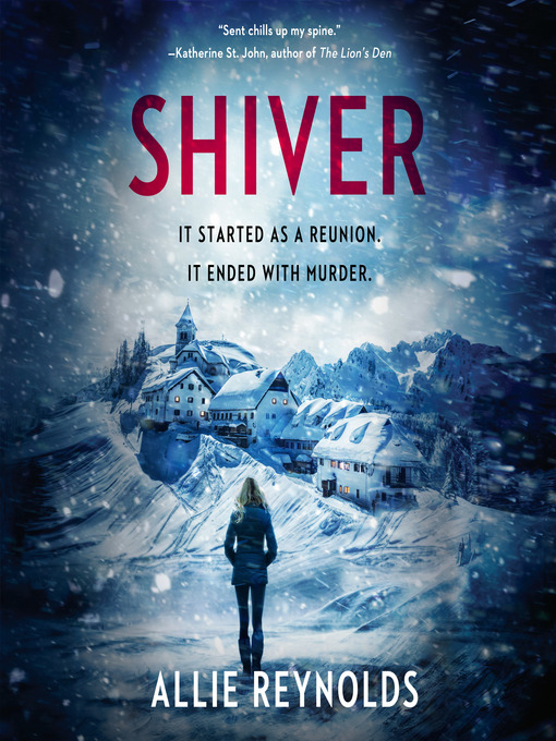 Title details for Shiver by Allie Reynolds - Wait list