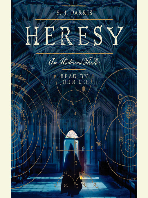 Title details for Heresy by S.J. Parris - Wait list