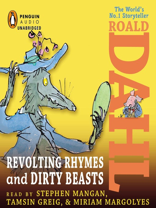 Cover of Revolting Rhymes & Dirty Beasts