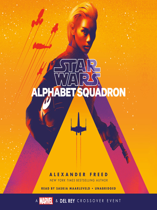 Title details for Alphabet Squadron by Alexander Freed - Wait list
