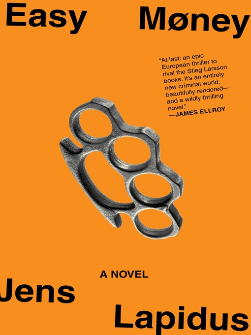 Title details for Easy Money by Jens Lapidus - Wait list
