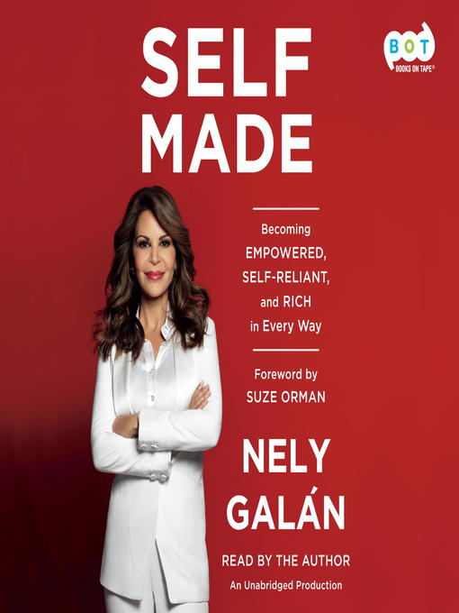 Title details for Self Made by Nely Galán - Available