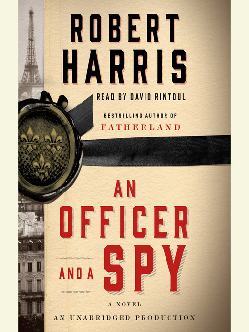 Title details for An Officer and a Spy by Robert Harris - Wait list