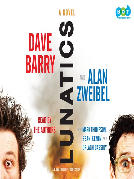 Title details for Lunatics by Dave Barry - Available