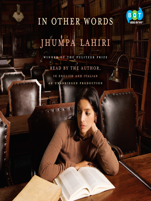 Title details for In Other Words by Jhumpa Lahiri - Available