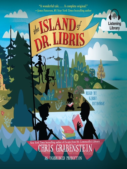 Title details for The Island of Dr. Libris by Chris Grabenstein - Wait list