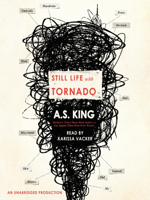Title details for Still Life With Tornado by A.S. King - Wait list