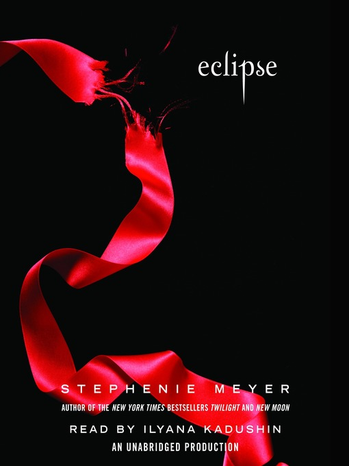 Title details for Eclipse by Stephenie Meyer - Wait list