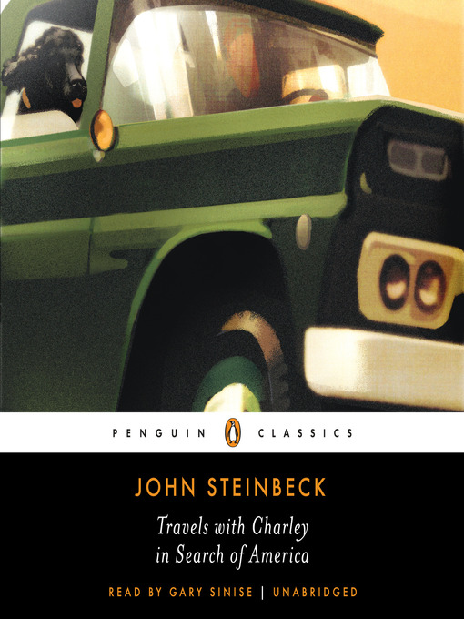 Title details for Travels with Charley by John Steinbeck - Available