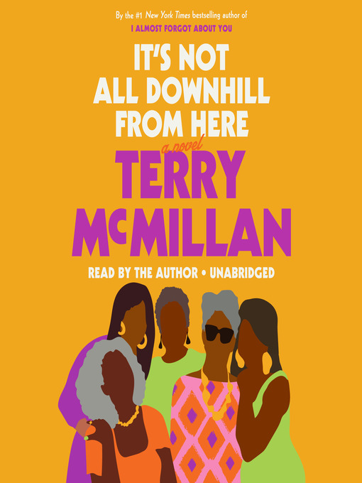 Title details for It's Not All Downhill From Here by Terry McMillan - Wait list