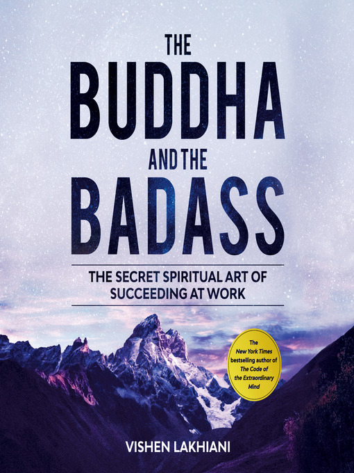 Title details for The Buddha and the Badass by Vishen Lakhiani - Available