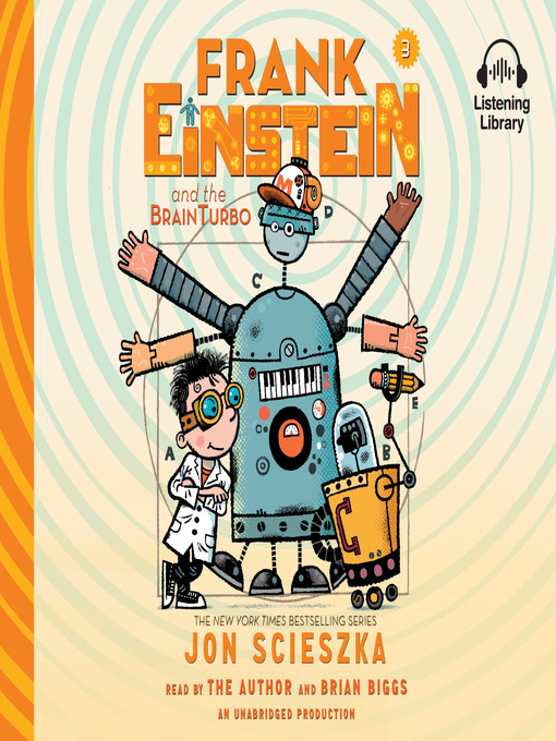 Title details for Frank Einstein and the BrainTurbo by Jon Scieszka - Wait list