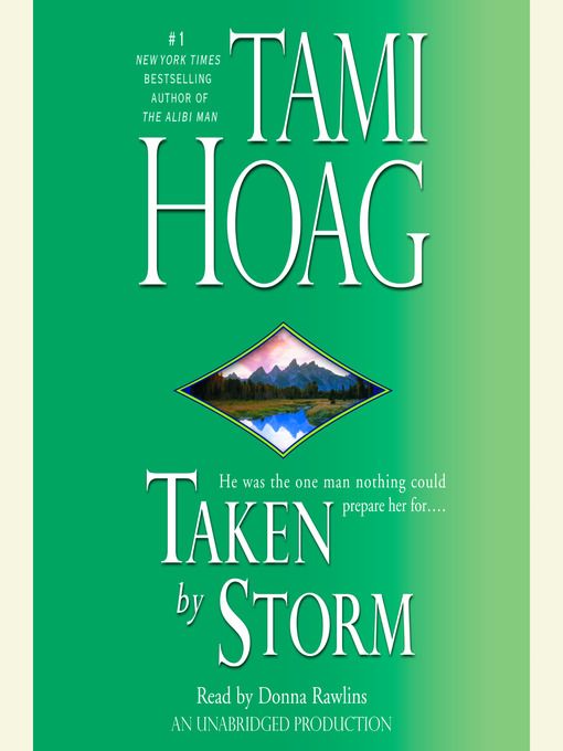 Title details for Taken by Storm by Tami Hoag - Wait list