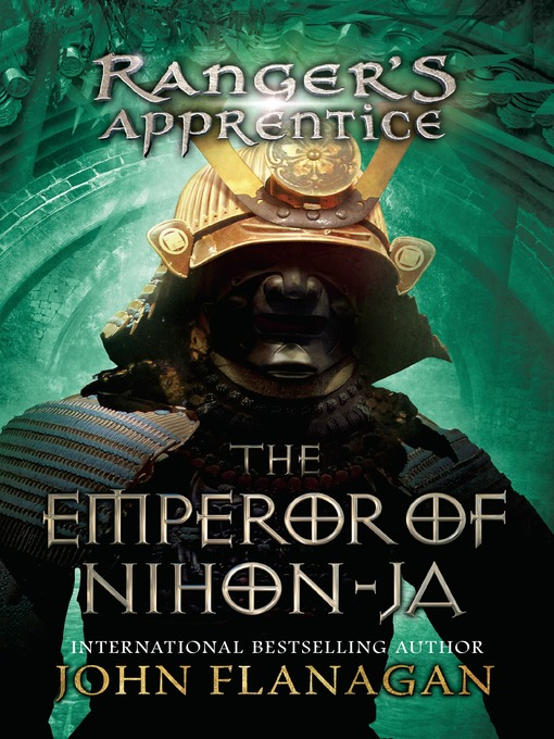 Cover of The Emperor of Nihon-Ja