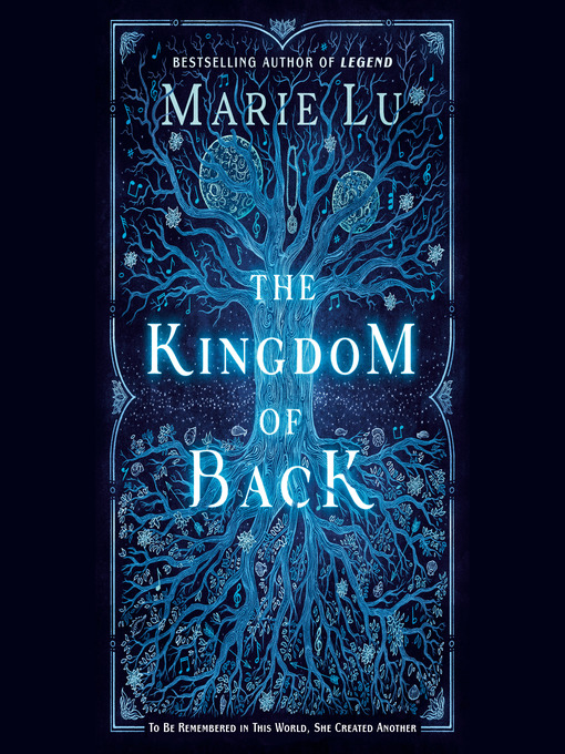 Title details for The Kingdom of Back by Marie Lu - Available