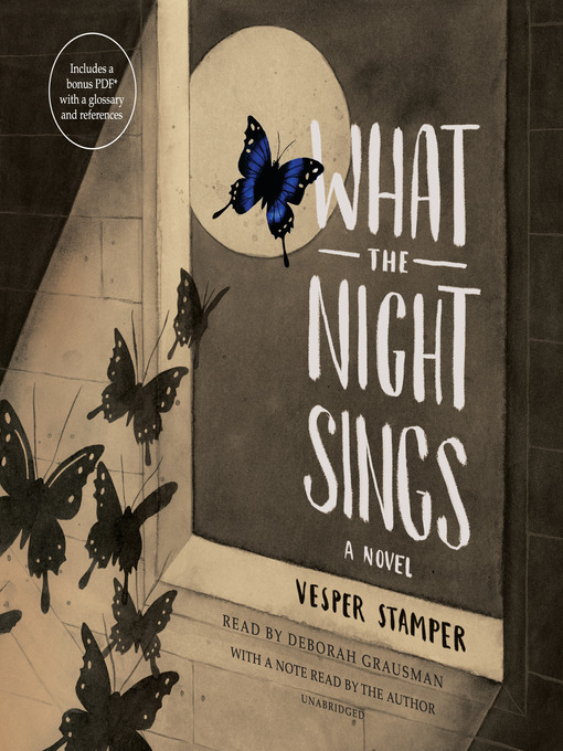 Title details for What the Night Sings by Vesper Stamper - Wait list