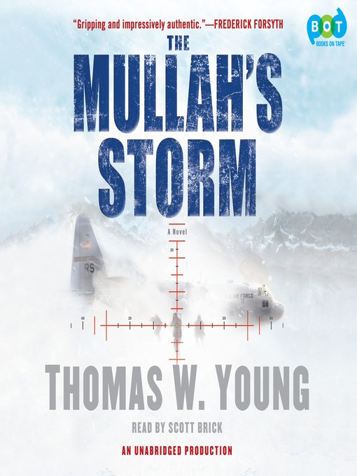 Title details for The Mullah's Storm by Tom Young - Wait list
