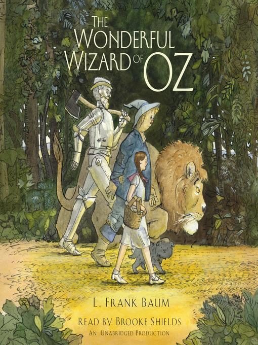 4 The Wonderful Wizard Of Oz
