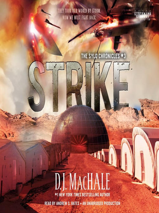 Cover image for Strike