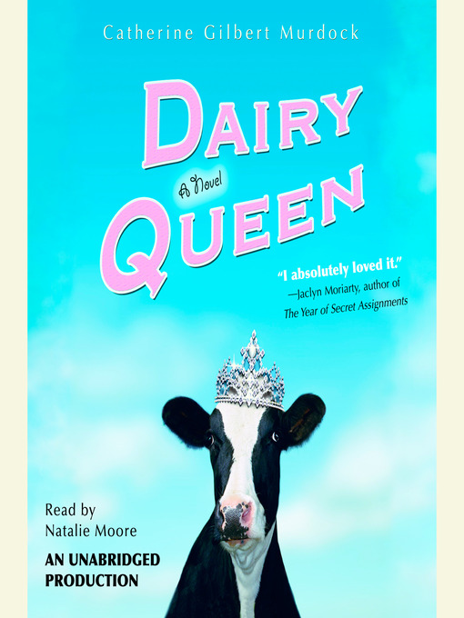 Title details for Dairy Queen by Catherine Gilbert Murdock - Wait list