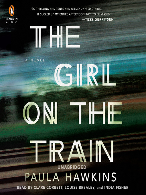 Title details for The Girl on the Train by Paula Hawkins - Available