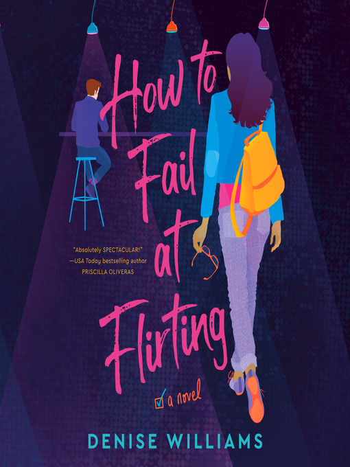 Title details for How to Fail at Flirting by Denise Williams - Wait list