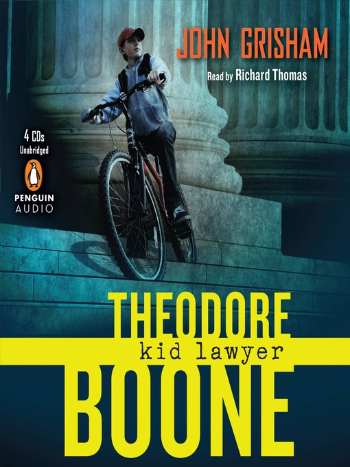 Kid Lawyer Theodore Boone Series, Book 1