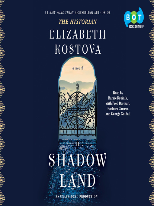 Cover image for The Shadow Land