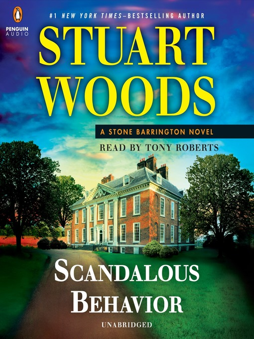 Title details for Scandalous Behavior by Stuart Woods - Wait list