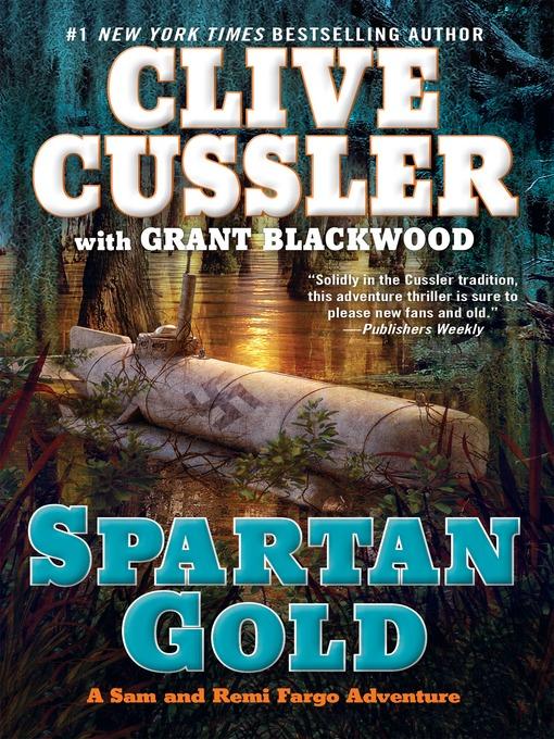 Title details for Spartan Gold by Clive Cussler - Wait list