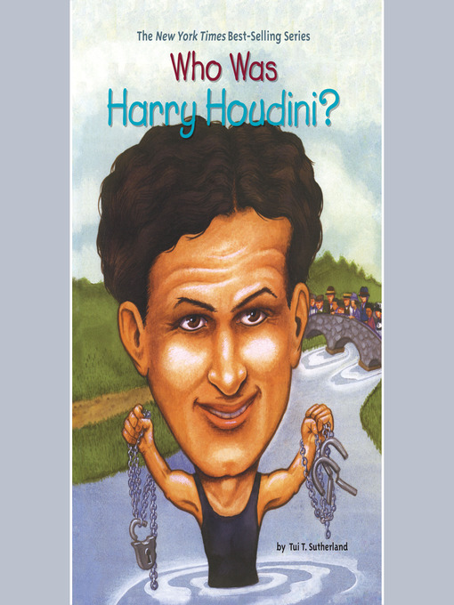 Cover image for Who Was Harry Houdini?
