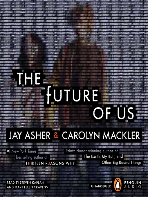 Title details for The Future of Us by Carolyn Mackler - Wait list