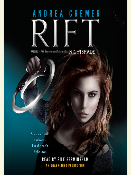 Title details for Rift by Andrea Cremer - Available
