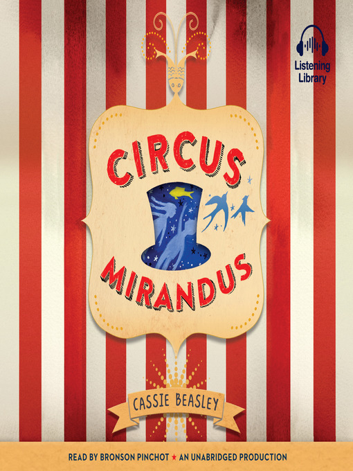 Cover of Circus Mirandus