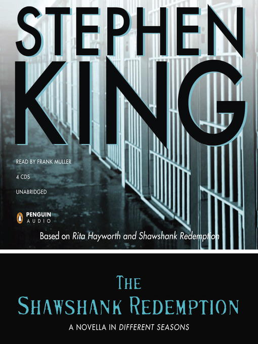 stephen king addresses rehabilitation and social reintegration in the shawshank redemption Rita hayworth and the shawshank redemption - corruption of justice in the prison system is relevant in stephen kings, novella, rita.