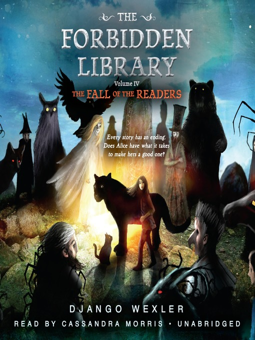 Title details for The Fall of the Readers by Django Wexler - Available