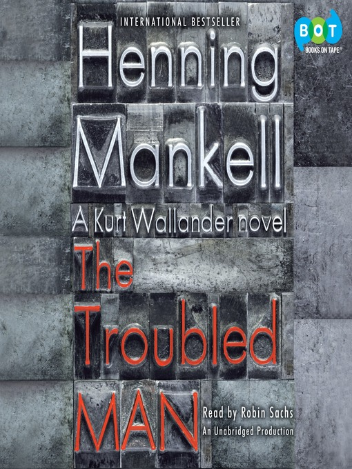 Title details for The Troubled Man by Henning Mankell - Available