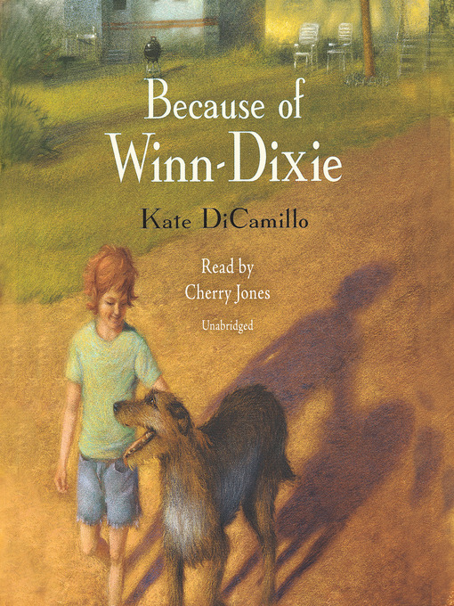 Title details for Because of Winn-Dixie by Kate DiCamillo - Wait list