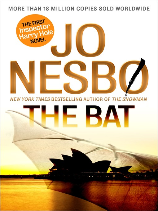 Title details for The Bat by Jo Nesbo - Wait list