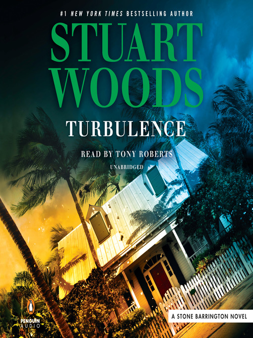 Title details for Turbulence by Stuart Woods - Wait list