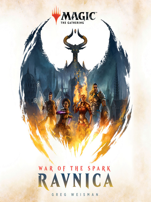 Title details for War of the Spark by Greg Weisman - Wait list