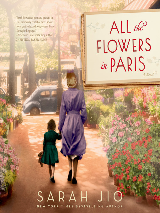 Title details for All the Flowers in Paris by Sarah Jio - Wait list