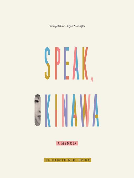 Speak, Okinawa