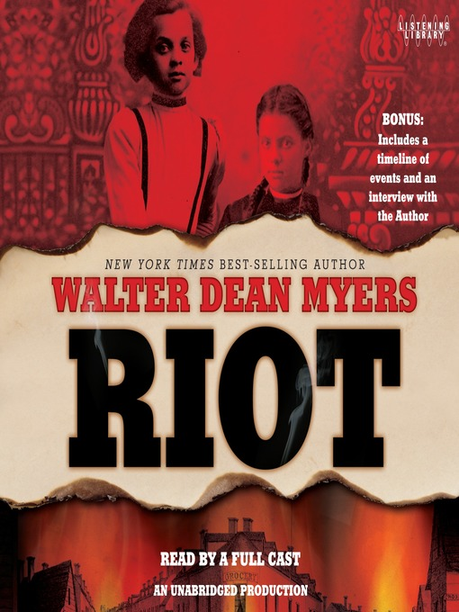 Title details for Riot by Walter Dean Myers - Available
