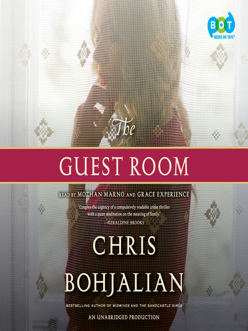 Title details for The Guest Room by Chris Bohjalian - Wait list