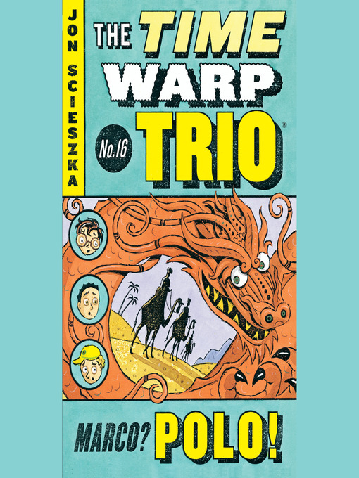 Title details for Marco? Polo! by Jon Scieszka - Available