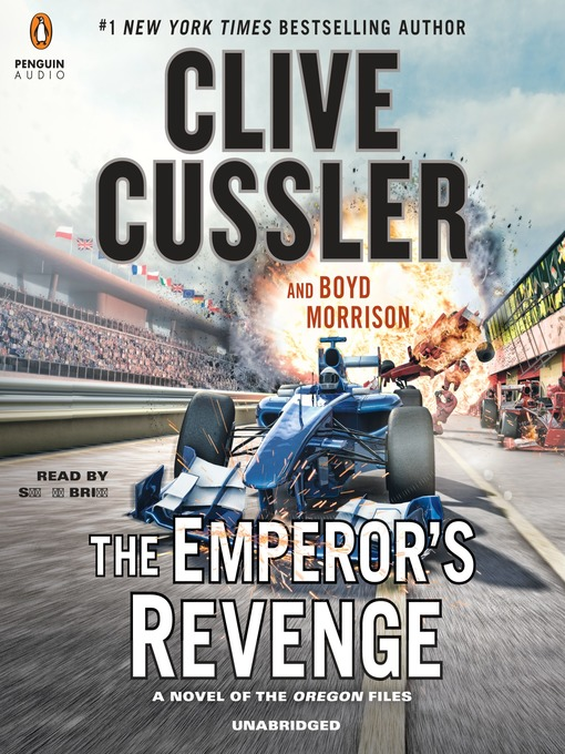 Title details for The Emperor's Revenge by Clive Cussler - Wait list